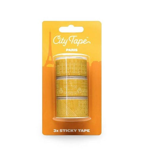 Sticky City Tape