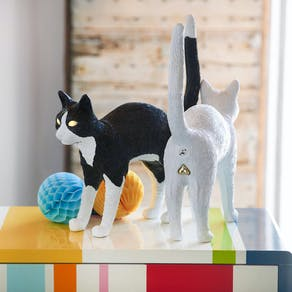 Designer Cat Lamp