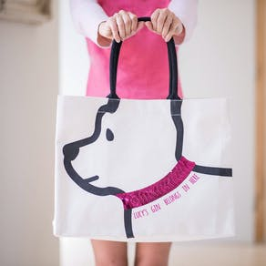 Stitch Your Own Canvas Bag