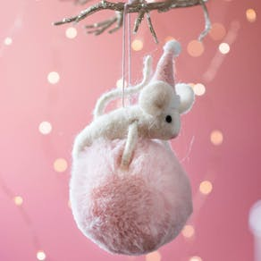 Personalised Babies First Christmas Decoration