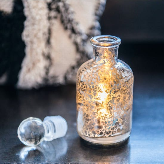 Firefly LED Glass Bottles