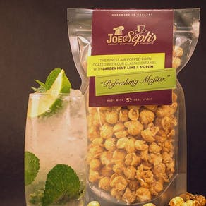 Unusual Alcohol Flavoured Popcorn