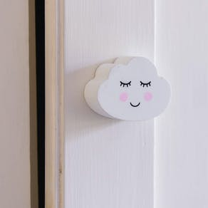 Happy Cloud Drawer Knob