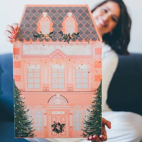 Luxury Handmade Tea Advent Calendar