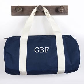 Monogramed Carry On Bag