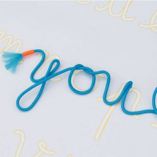 Personalised Bendy Wire