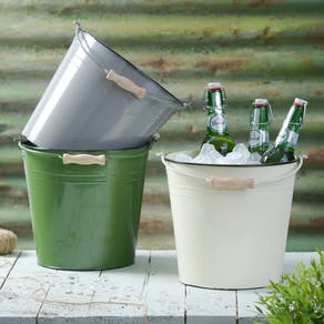 Personalised Bucket List Beer Bucket