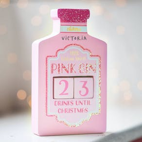 Personalised Beer Advent Calendar Box