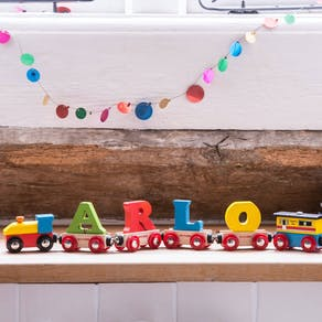 Personalised Train And Track