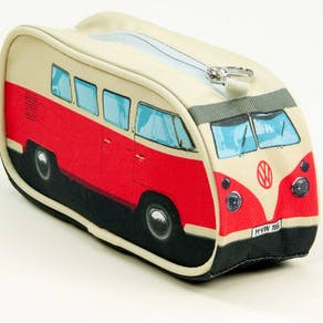 VW Campervan Shaped Pencil Case