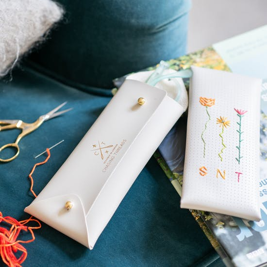 Personalised Stitch Your Own Birth Flower Case