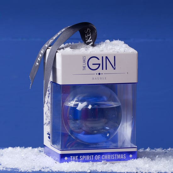 Personalised Alcohol Filled Bauble